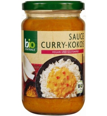 Biozentrale Sos curry z...