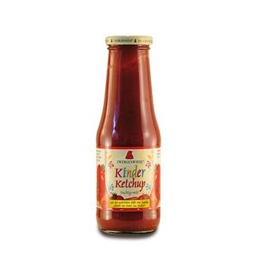 Ketchup łagodny dla dzieci...