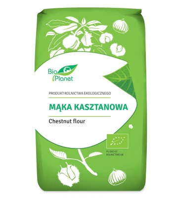 Bio Planet Mąka kasztanowa...