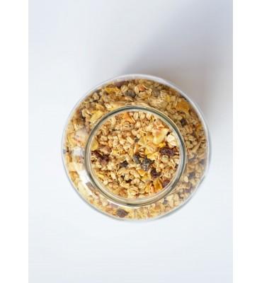 Crunchy owocowe BIO (100g)