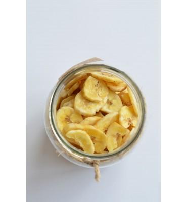 Chipsy bananowe BIO (100g)