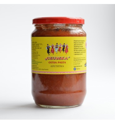 BulEco Pasta Czuszka 680 ml