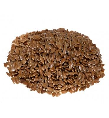 Siemię lniane brązowe (100g)