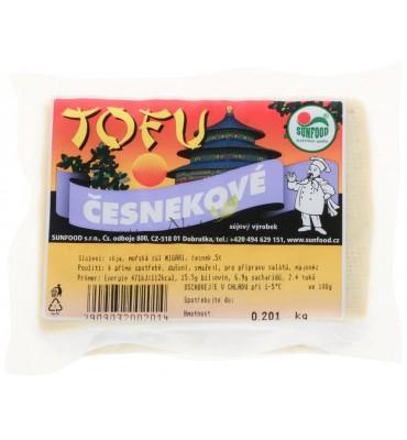 Sunfood Tofu czosnkowe...