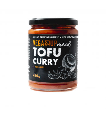 VegaUp Curry z tofu i...